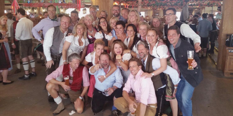 Kupfers Weinzelt Oktoberfest